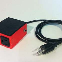 IMG_0469.JPG Download free STL file If-Off-Stay-Off Box, power loss safety device • 3D printer object, mechengineermike