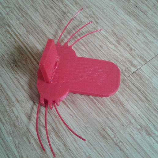 20170617_104023.jpg Download free STL file Licky Brush - Lick your Pet • 3D printer object, mechengineermike