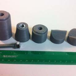 IMG_0584.JPG Télécharger fichier STL gratuit Machiniste Jack alias Screw Jack • Design pour imprimante 3D, mechengineermike
