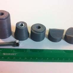 IMG_0584.JPG Download free STL file Machinist Jack aka Screw Jack • 3D printing design, mechengineermike