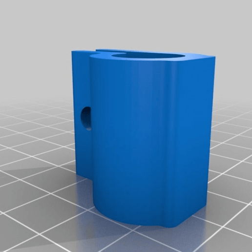 Scope_Clamp_Clamp.png Télécharger fichier STL gratuit Platine de microscope USB et support de trépied • Design à imprimer en 3D, mechengineermike