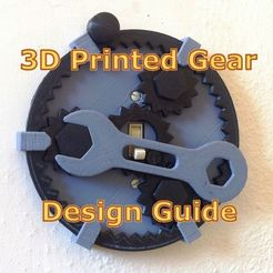 F490WGAIY4QKRZQ.MEDIUM_1.jpg Download free STL file Geared Light Switch Cover • 3D printer model, mechengineermike