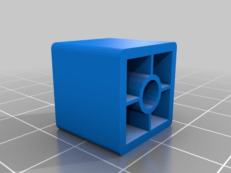 a3674af7c8717b1df5a2c499fa4ff39a.png Télécharger fichier SCAD gratuit Monture Arduino Not-Lego et accessoires de robotique • Modèle pour imprimante 3D, mechengineermike