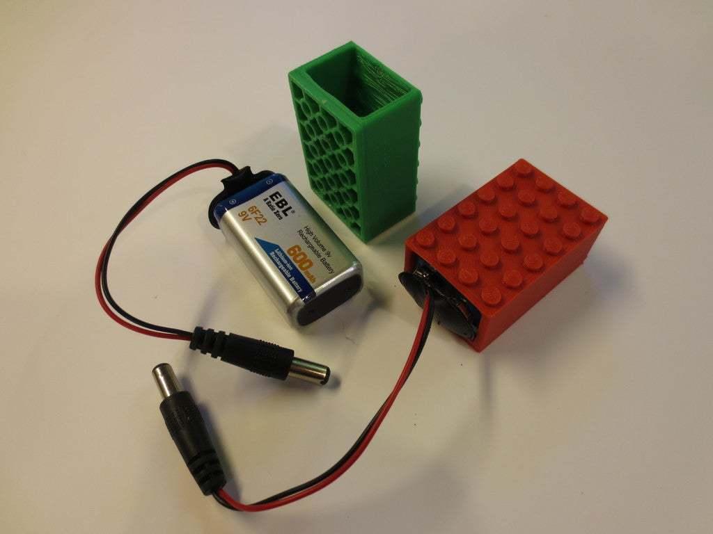 IMG_6191.JPG Télécharger fichier SCAD gratuit Monture Arduino Not-Lego et accessoires de robotique • Modèle pour imprimante 3D, mechengineermike