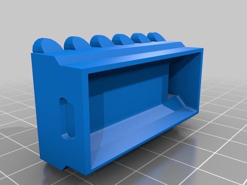 60a27d456e1d609a70e9c1841e539ea5.png Télécharger fichier SCAD gratuit Monture Arduino Not-Lego et accessoires de robotique • Modèle pour imprimante 3D, mechengineermike