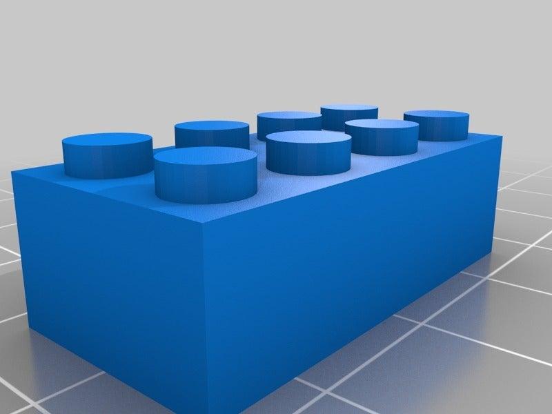 b5733d020653151364e6b96683aa9392.png Télécharger fichier SCAD gratuit Monture Arduino Not-Lego et accessoires de robotique • Modèle pour imprimante 3D, mechengineermike