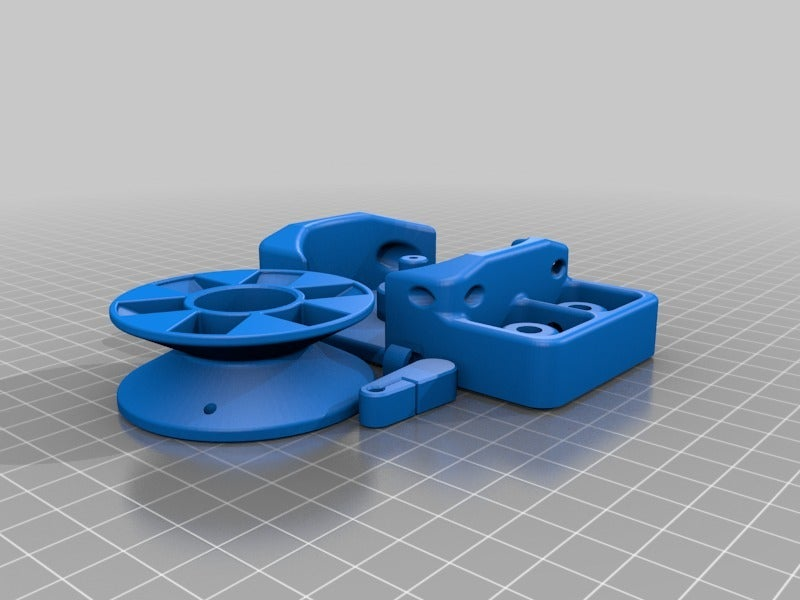 bcdcb50cb314e2c02cd8ae3c239530f5.png Download free STL file PortaReel Portable Fishing Pole • 3D printable model, mechengineermike