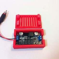 IMG_1547.JPG Télécharger fichier STL gratuit Alimentation électrique à tension réglable simple • Modèle pour imprimante 3D, mechengineermike