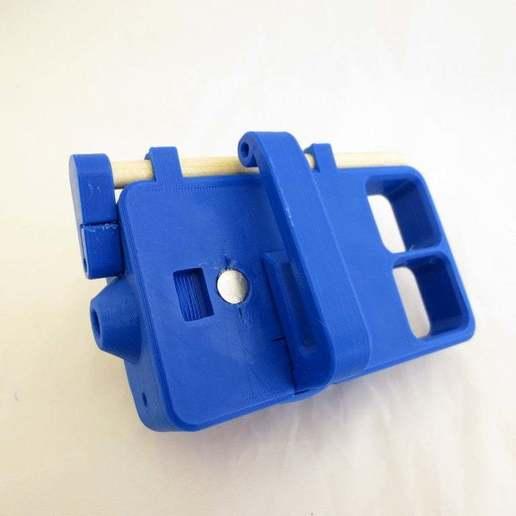 IMG_8299.JPG Download free STL file PortaReel Portable Fishing Pole • 3D printable model, mechengineermike