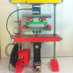 IMG_1179.JPG Download free STL file Prototype Load Testing Machine • Design to 3D print, mechengineermike