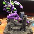 Download 3D printer templates Evangelion Unit 01 - Rebuild of Evangelion - Collection, sssdesigns