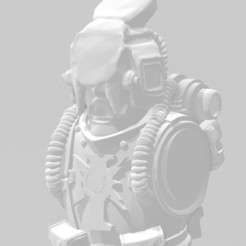 wp 1.jpg Download free STL file Angry Guard Wraith Psyker • Design to 3D print, Valiant_Armory