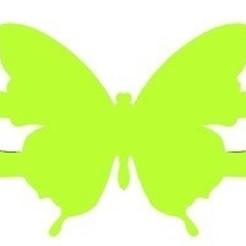 Protegeorejas mariposa verde.jpg Télécharger fichier GCODE gratuit Protecteur d'oreilles papillon • Design imprimable en 3D, milproductos3d