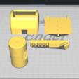 Captura de tela 2021-01-04 135933.png Télécharger fichier STL Drapeau de signalisation du détenteur de la clé • Modèle pour imprimante 3D, TRex