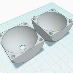 Molde_bola.jpg Télécharger fichier STL gratuit Moule à billes remanié • Plan pour impression 3D, veeri
