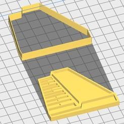 Teclado.jpg Download STL file Keyboard • 3D printing object, almeidamad