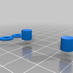 key_holder_mrmath3_remix_20200406-66-bnzx6n.png Download free STL file My Customized KeykEVINS kEY hOLDER Holder • 3D printable model, kevinbiehn
