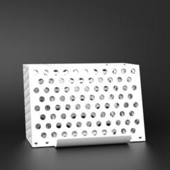 Télécharger fichier STL Organisateur de bureau • Modèle pour imprimante 3D, yashmagdumstark1