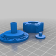 air_port4.png Download free STL file Space suit inlet/outlet valve • Object to 3D print, stevehind