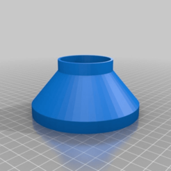 6075c4eccf91c28a4cf014078c7c61e5.png Télécharger fichier STL gratuit Entonnoir à café pour portafiltre de 50 mm • Objet à imprimer en 3D, stevehind