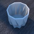 01_Escena8.effectsResult.png Download STL file Flower Pot • 3D printing model, xracksox