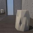 Download STL file Desk Flower Pot • 3D print design, xracksox