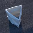 Download STL file TRI Flower Pot • 3D printable template, xracksox