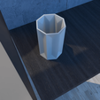 01_Escena5.effectsResult.png Download STL file FlowerPot • 3D print template, xracksox