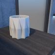 01_Escena9.effectsResult.png Download STL file Flower Pot • 3D printing model, xracksox