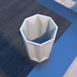01_Escena3.effectsResult.png Download STL file FlowerPot • 3D print template, xracksox