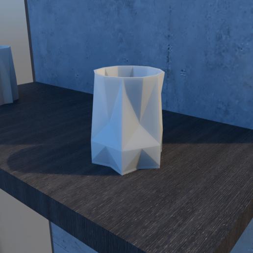 01_Escena20.effectsResult.png Download STL file FlowerPot • 3D print template, xracksox