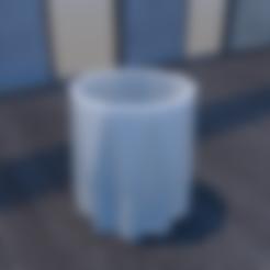 FPOT01.stl Download STL file Flower Pot • 3D printing model, xracksox
