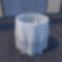 FPOT02.stl Download STL file Flower Pot • 3D printing model, xracksox