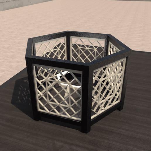 08.png Download STL file Desk Lamp • 3D printing object, xracksox
