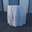 01_Escena7.effectsResult.png Download STL file Flower Pot • 3D printing model, xracksox