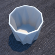 01_Escena13.effectsResult.png Download STL file Flower Pot • 3D printing model, xracksox