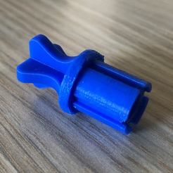 IMG_3139.jpg Télécharger fichier STL Hachoir à couvercle - Tête pour les lames • Objet pour impression 3D, JohnyCageX78