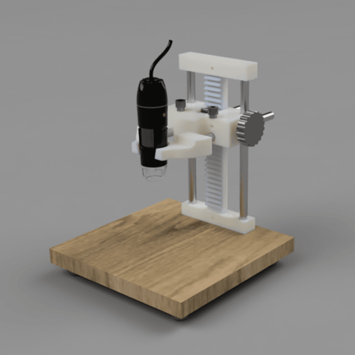 microscope-stand_2020-Aug-16_08-44-42PM-000_CustomizedView48726393267.png Download free STL file USB Microscope stand - very rigid, two axis • 3D printable template, maciejkobuszewski