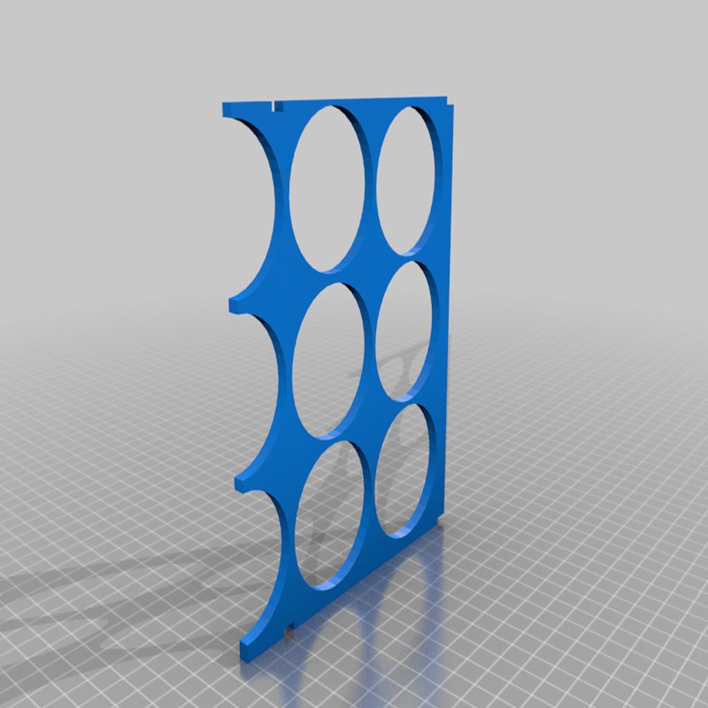rack.png Download free STL file Sealant rack (organizer) • 3D printer template, jurgistasinas