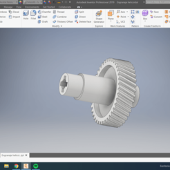 2020-07-28.png Download STL file gearbox • Model to 3D print, raulrodriguez007123