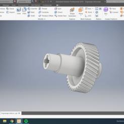 Descargar archivo 3D engranaje, raulrdoriguez007123