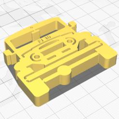 FJ.png Download STL file Jeep FJ40 keychain • 3D print model, raulrodriguez007123