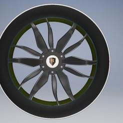 Rin 2.2.jpg Download STL file Wheel-Rhine • 3D printable design, raulrodriguez007123