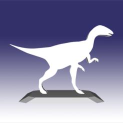 Descargar archivo 3D Hypsilophodon - Diseño de juguete de dinosaurio para impresión 3D, circlesquare777