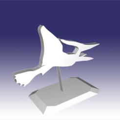 Impresiones 3D Pteranodon - Diseño de juguete de dinosaurio para impresión 3D, circlesquare777