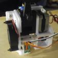 """Télécharger fichier STL gratuit Chariot pour BMG et BLTouch avec gaines et supports RJ45, style """"Over the Top • Modèle à imprimer en 3D, bwaslo"""