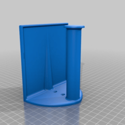 Download free 3D printing designs Another tp holder, bwaslo