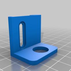 Télécharger fichier STL gratuit Support EZABL ajustable pour l'extrudeuse Titan Aero • Design pour impression 3D, bwaslo
