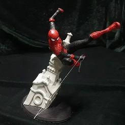 Download 3D printing models SPIDERMAN UPGRADE SUIT 3D PRINT, figuremasteracademy