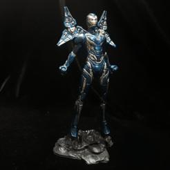 Download 3D model RESCUE SUIT AVENGERS ENDGAME IRONMAN MCU 3D print model, figuremasteracademy